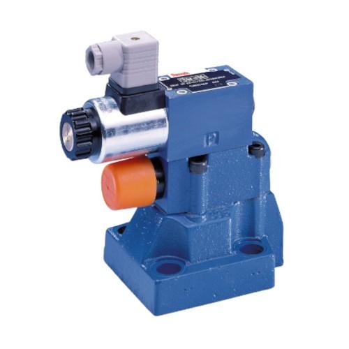 Valvula limitadora de presion hidraulica rexroth